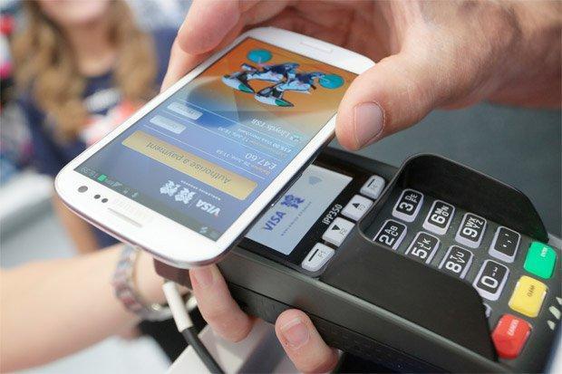 三星叫板苹果 欲推不依赖NFC的手机支付