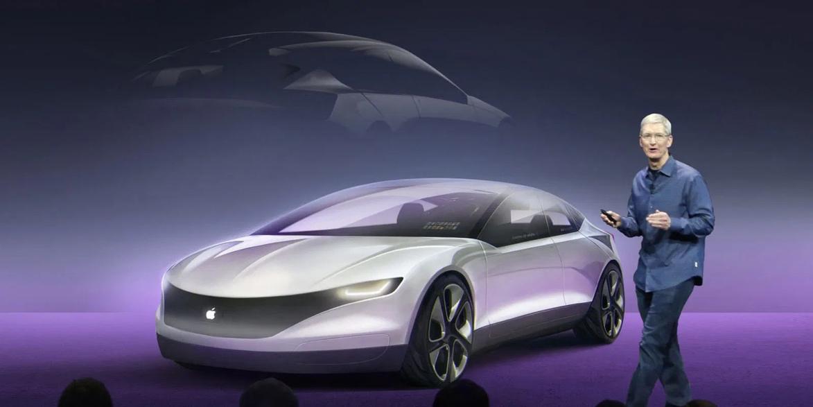 苹果与LG商谈造车合同细节,造车还得靠老朋友?