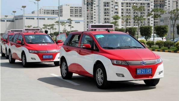 美专家:中国汽车产业各领域同步发展