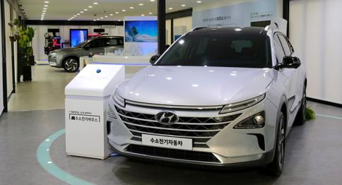 现代汽车下一代燃料电池SUV 兼具续航里程和设计风格双重优势