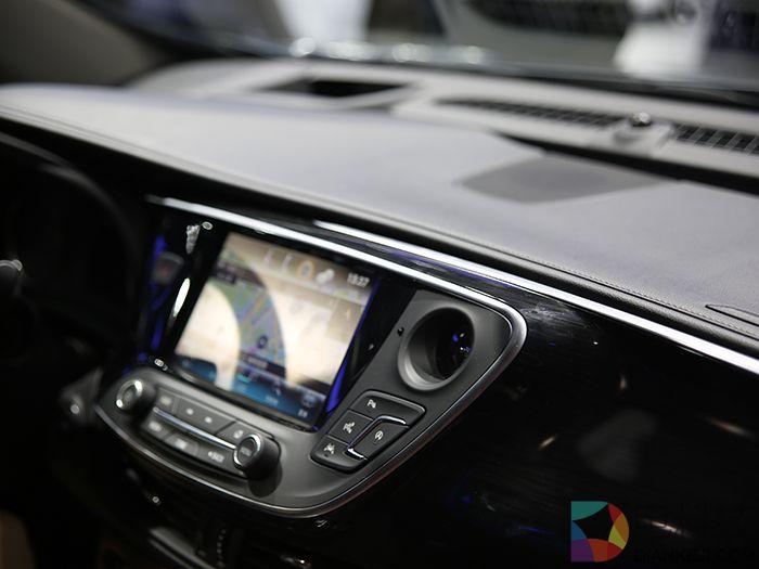 2018款别克昂科威广州车展实拍:28t车型全面换装9at变速箱
