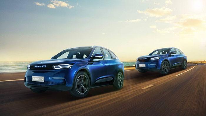 奇点iS6年底上市预售20万起 代工厂与蔚来一样皆是江淮汽车