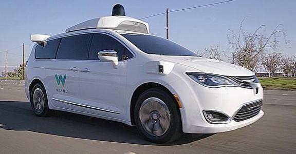 Waymo自动驾驶商业化启动,四大领域抢先布局