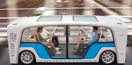 无人驾驶汽车成了自动售货机?必威体育官方网站汽车开启全新购物平台