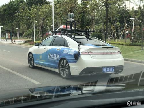广州自动驾驶出租车试运营被叫停,运营前申请并未获批准