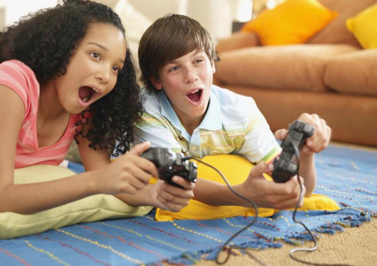 电视游戏或让家庭沟通重返客厅