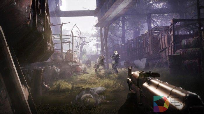 高难度竞技大逃杀游戏《恐惧狼群》将于7月19日开启Steam抢先体验