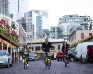 中国共享单车杀入美国!ofo在西雅图正式运营
