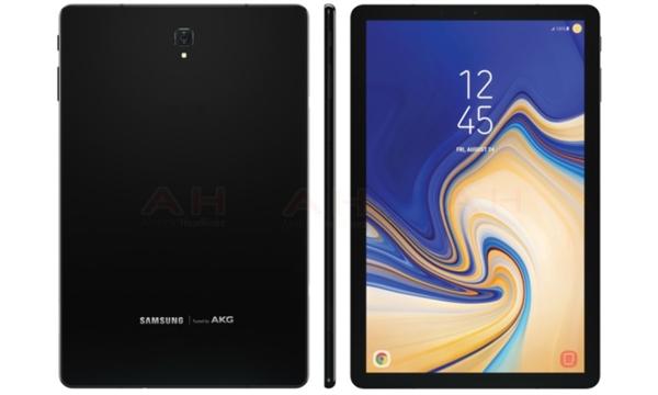 外媒曝光 三星新平板电脑Galaxy Tab S4或将取消指纹识别