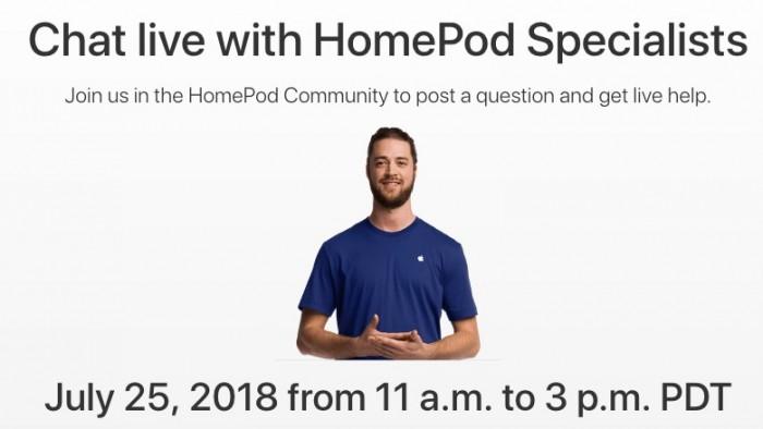 必威体育官方网站开启HomePod问答活动 将于7月25日举行