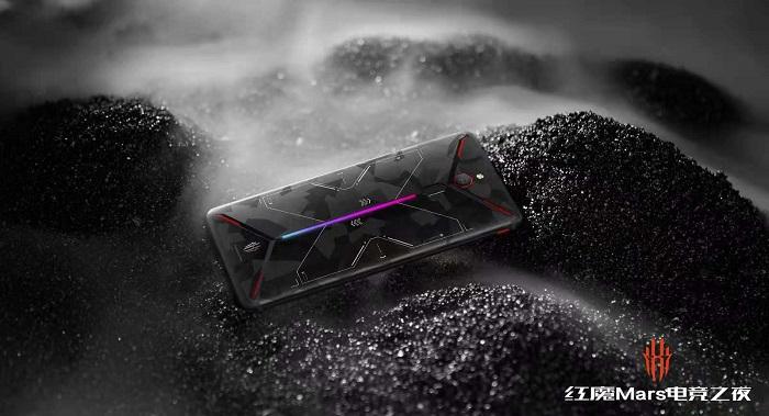 当骁龙845成为标配,看红魔Mars如何把游戏手机做出新花样?