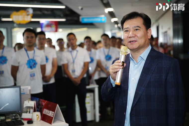 苏宁体育提档加速张近东:未来2-3年实现IPO