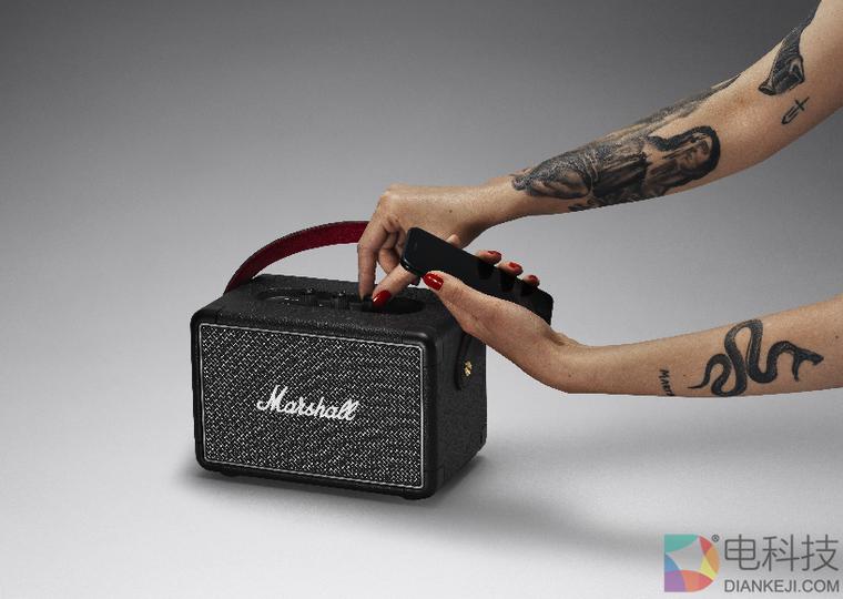 Marshall Kilburn II便携音箱:以复古的桀骜姿态晃动摇滚热血