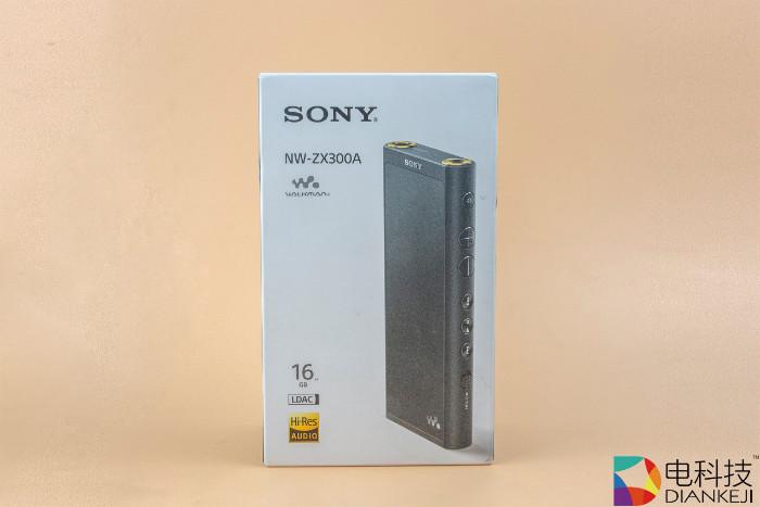 SONY NW-ZX300A评测:音质续航全都要,迷你黑砖大法好