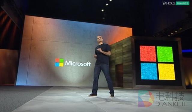 纳德拉:微软发展AI不是为了在游戏中击败人类