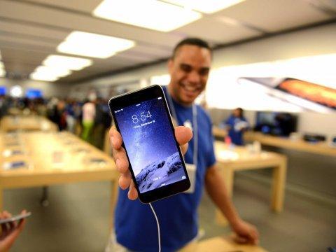 调查称三分之一三星用户转投苹果