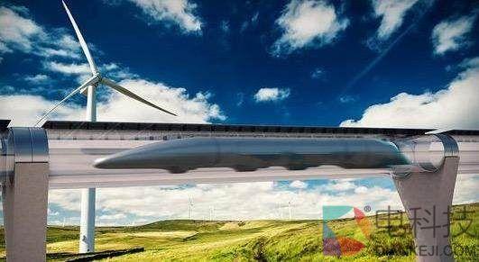 """时速超1000公里!中国超级高铁对标飞机吓傻美国""""钢铁侠"""""""