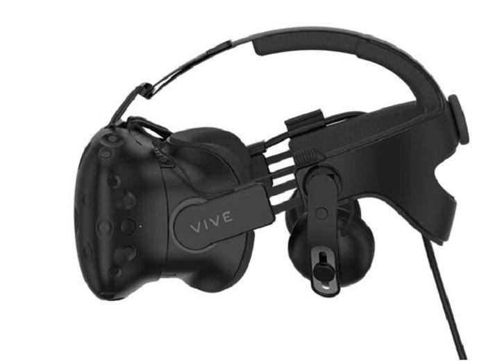 HTC Vive将推出豪华版耳机套装