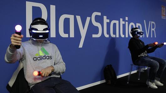 虚拟现实没有受到游戏玩家认可 在E3展会上遭冷遇