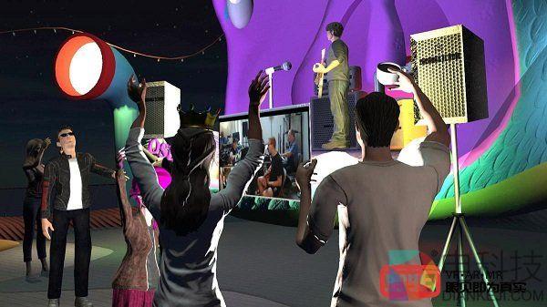 社交平台High Fidelity即将举办首届VR音乐节