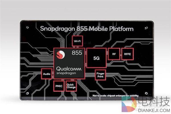 """高通骁龙855,亮点难掩颓势的""""5G处理器"""""""