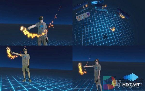 CES 2019:创建专属自己的MR视频,MixCast推出VR直播应用