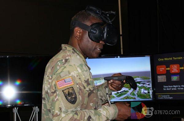 北京毕思特联合科技有限公司VR模拟训练系统