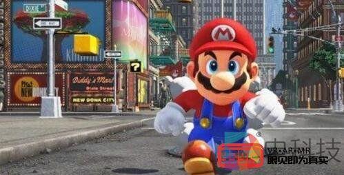VR游戏《超级马里奥:奥德赛》推出三个新关卡