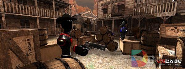 Dave&Buster宣布引入VRstudios旗下作品《黑衣人》