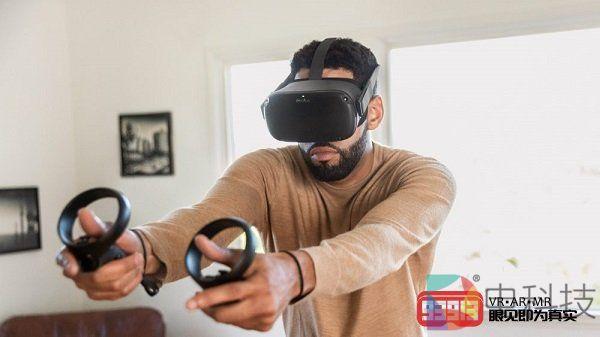 Oculus Quest暗示了VR和AR相互融合的可能性