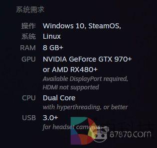 2019年5月SteamVR月度汇总:各自开始的新启程QQ群号:786298253