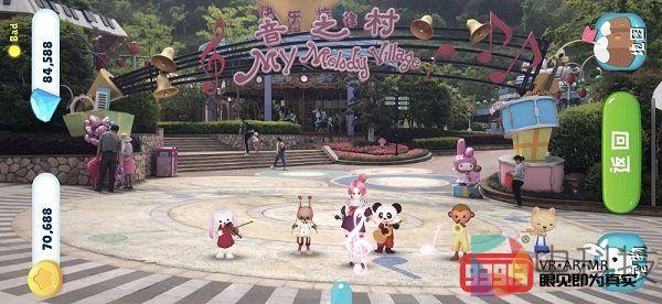 "HelloKitty乐园""变活了"":AR主题乐园为产业带来新机遇!"