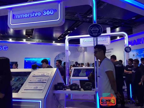 Visbit助力香港电讯,12K VR视频播放亮相5G科技嘉年华!