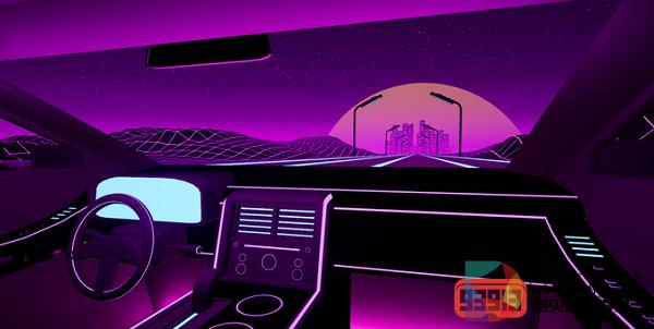 VR赛车体验《Tachyon Rider》将登陆Oculus Quest