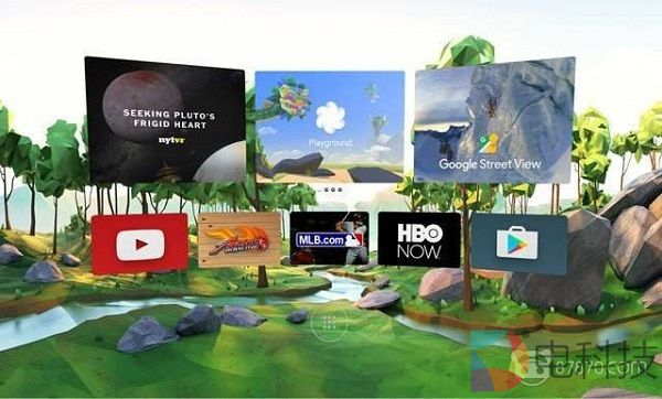 谷歌正在减少对VR的投资