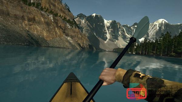 VR钓鱼游戏《终极钓鱼模拟器VR》支持HTC Vive