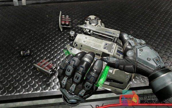 第一人称射击VR游戏《Scraper:Gauntlet》可高度定制玩法