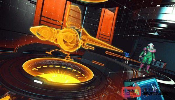 VR太空冒险游戏《无人深空》发布重大更新
