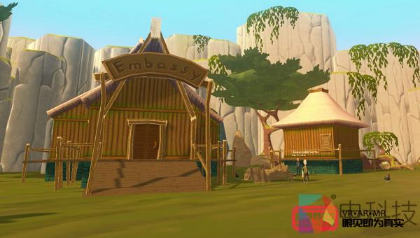 虚拟现实MMORPG游戏《OrbusVR》将发布DLC包