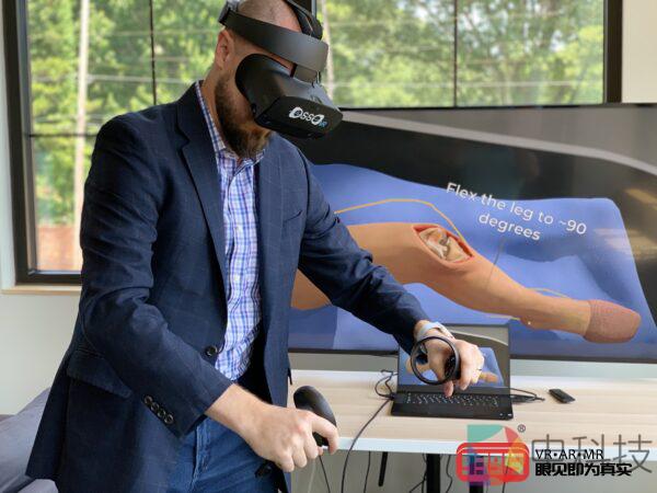 强生公司计划采购200台Oculus Qu