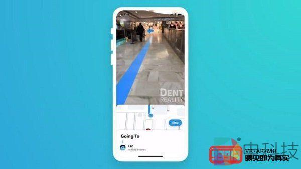 英国AR初创公司Dent Reality宣布与苹果建立全新合作伙伴关系