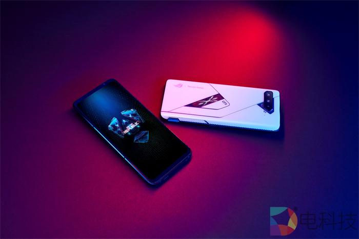 腾讯ROG游戏手机5