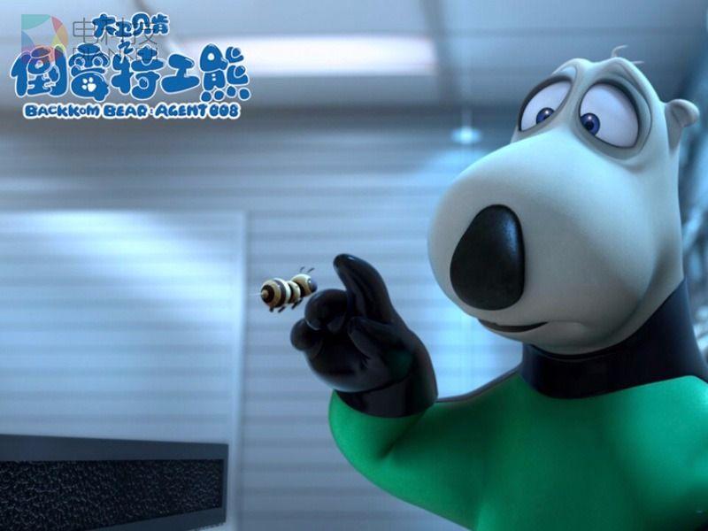 """如果提起""""倒霉熊""""这个可爱萌蠢的卡通形象"""