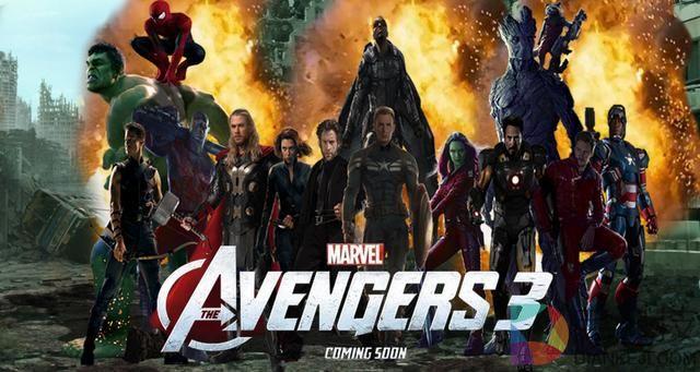 花两个半新濠天地在线娱乐官网看67位英雄砍灭霸 今年的《复仇者3》你会去看吗?