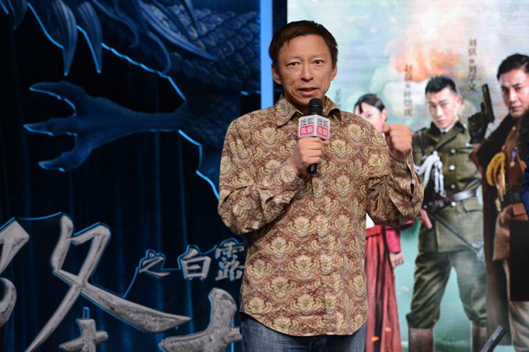 张朝阳在《降龙》上线现场表示:将打盗版进行到底