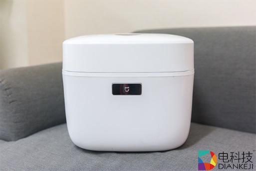 米家电压力锅:智能无极调压精控,还原食材本来的味道