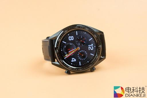 华为WATCH GT:实时心率+睡眠监测,一款能够提供运动指导的智能手表