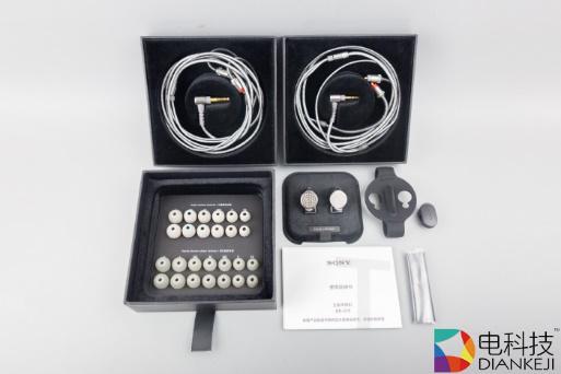 索尼IER-Z1R耳机:匠心品质外观,醇香级音质效果,堪称万元户中的顶配