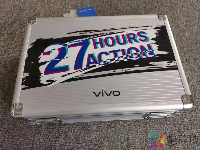 解码vivo x27邀请函,升降式摄像头+后置三摄绝对没跑了